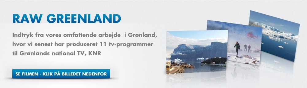 Greenland Video Production